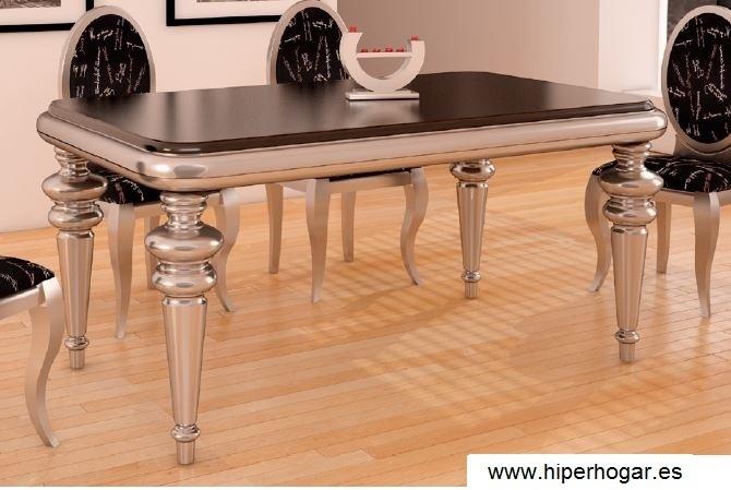 Mesa comedor lenva for Precios de mesas para comedor