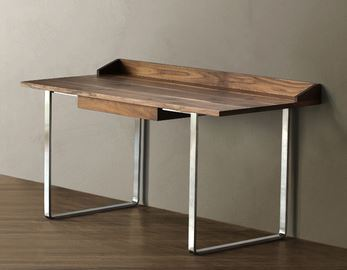 Mesa escritorio lucia - Mesas de escritorio de madera ...